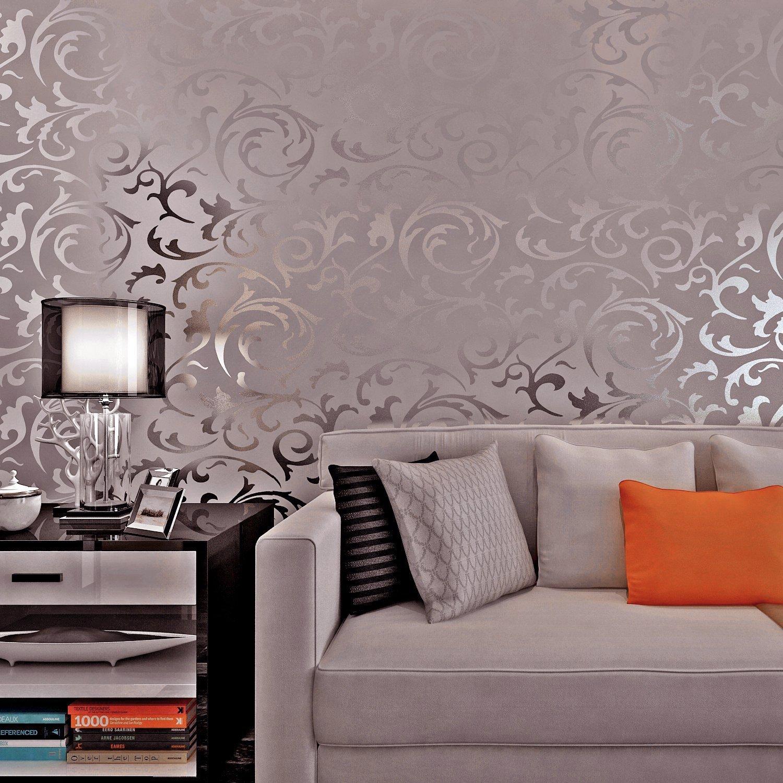 Vinilos y papel pintado decorativos para la pared la casita de odette - Papel pintado vinilo ...