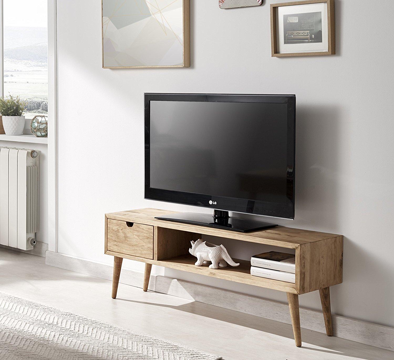 Mueble para televisión estilo vintage