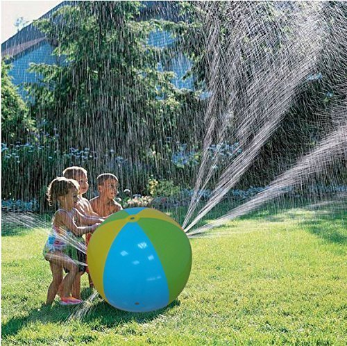 Bola inflable de agua para niños