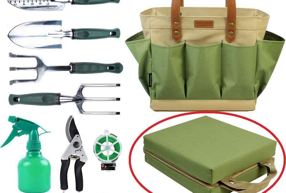 Bolsa de herramientas para el jardín