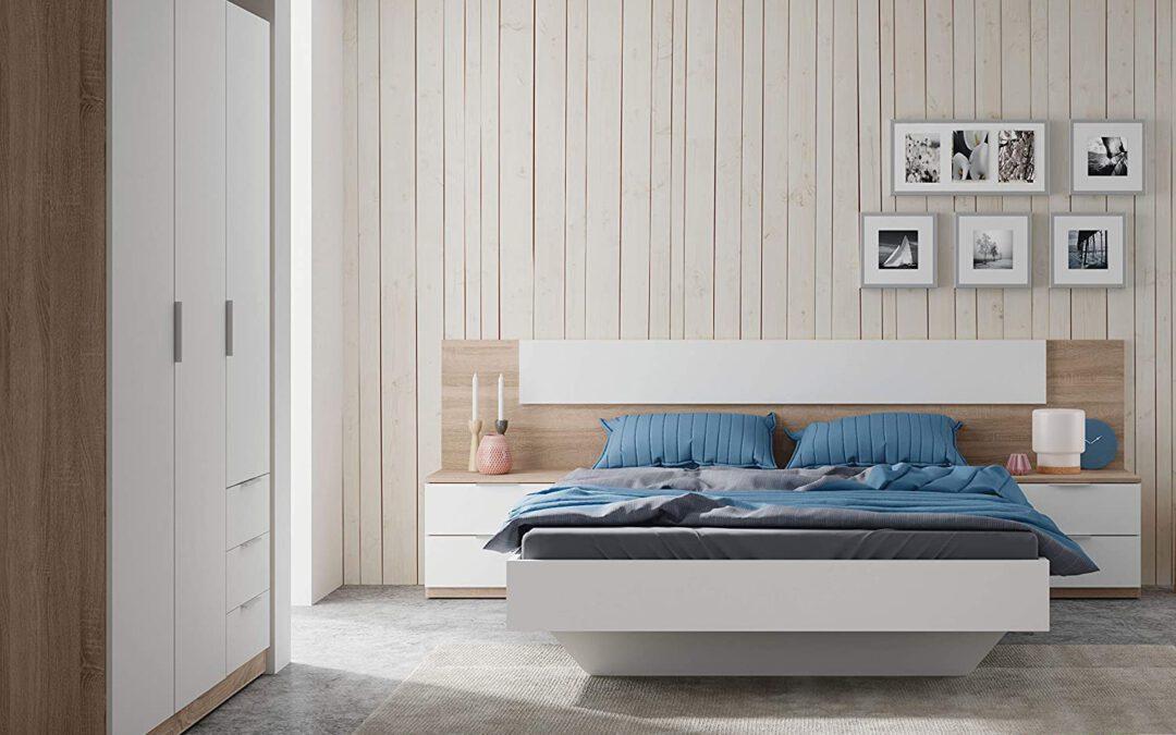 Conjunto Dormitorio Principal