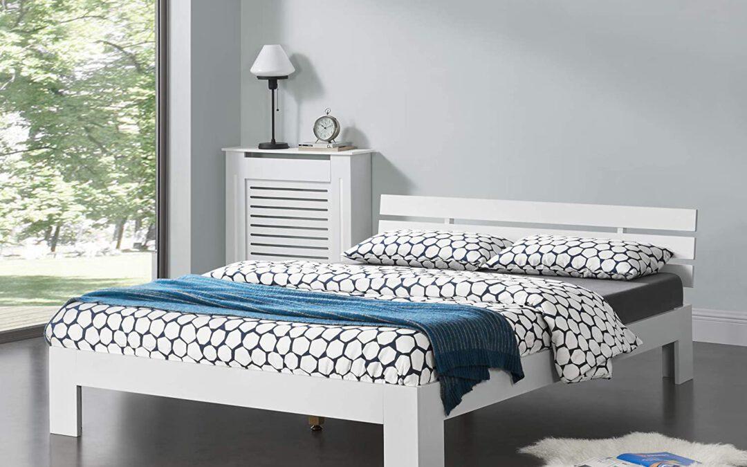 Estructura de cama habitación principal
