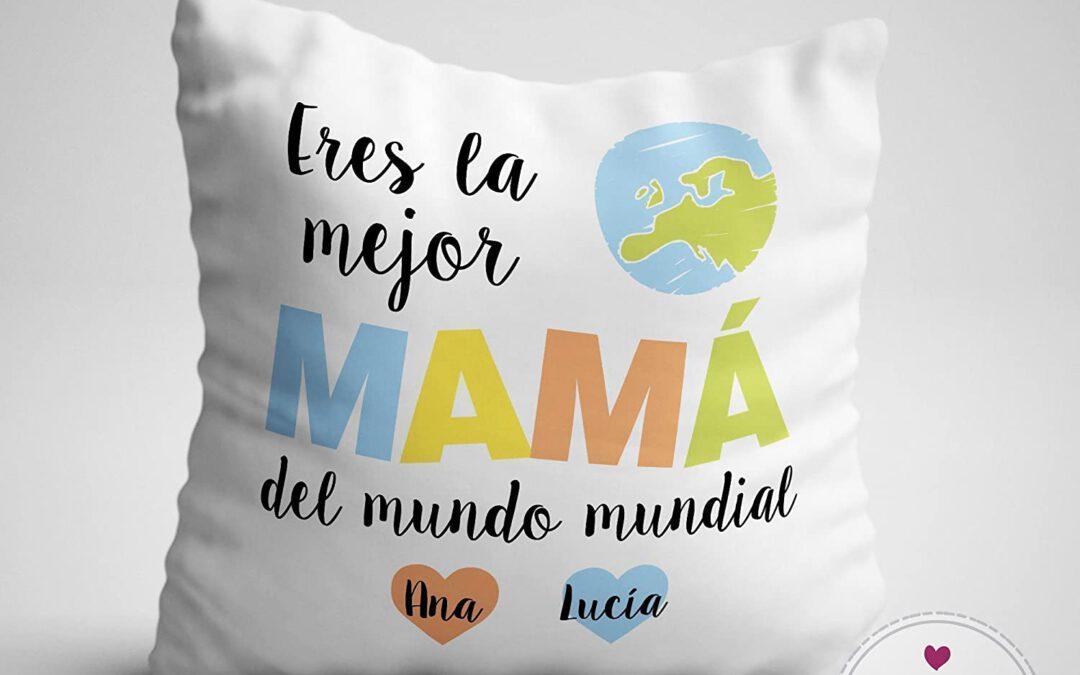 Cojín Personalizado para Mamá